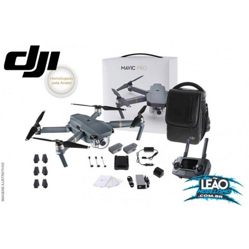DJI34232-5 - MAVIC PRO FLY MORE COMBO