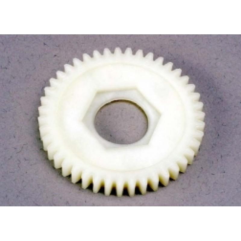 Engrenagem de dentes retos, 43-T (1ª velocidade)