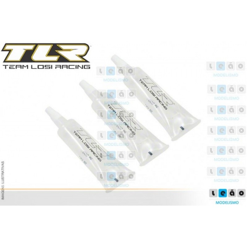 Team Losi Racing Silicone Differential Refill Kit