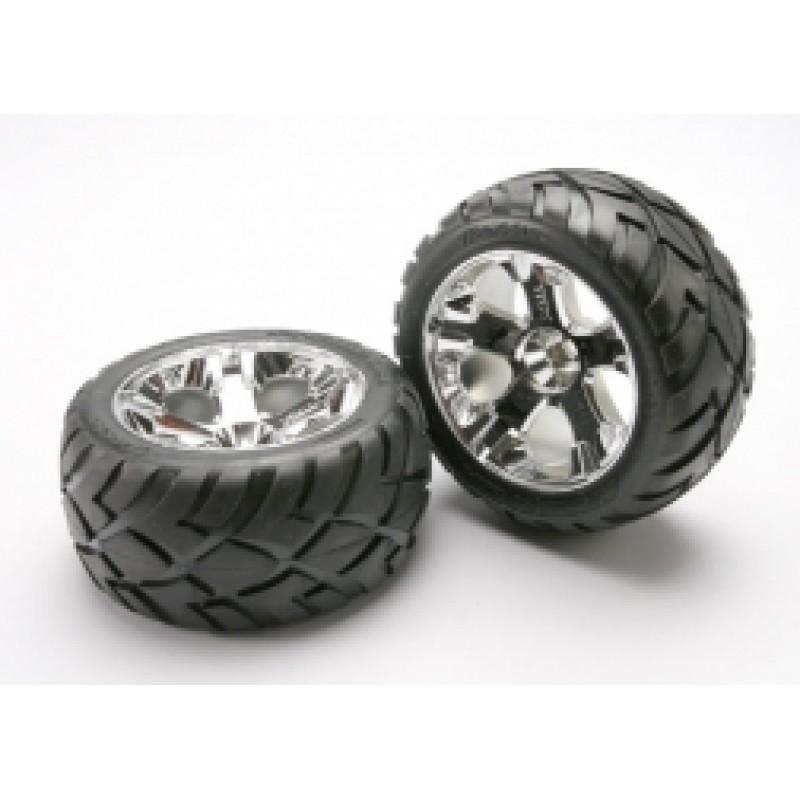 Pneus e rodas, montados, colados (rodas All-Star ...