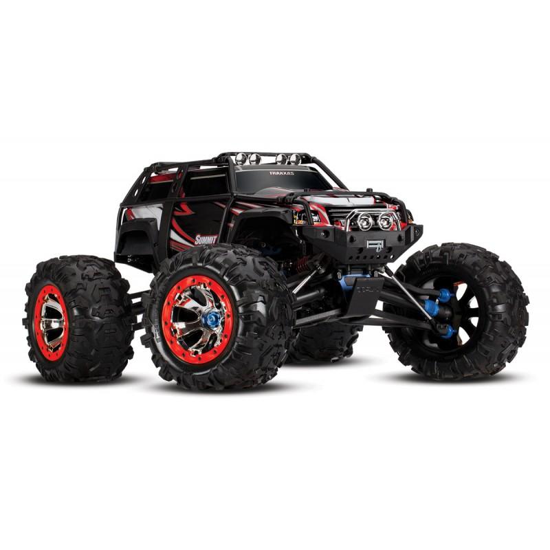 Summit Extreme Monster Truck 56076-4 | Summit 1/10...