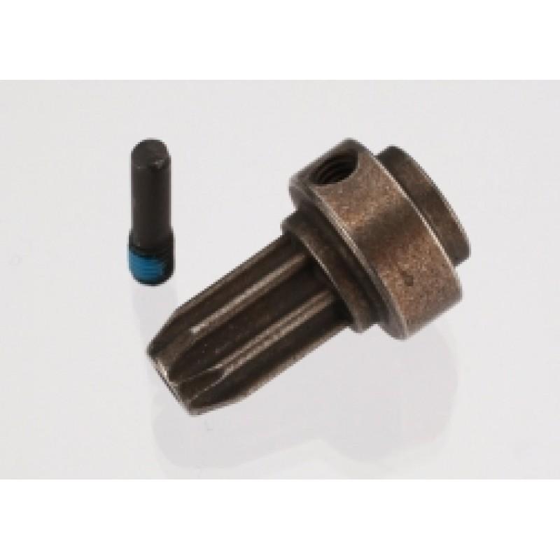 Cubo de transmissão dianteiro, aço endurecido (1...