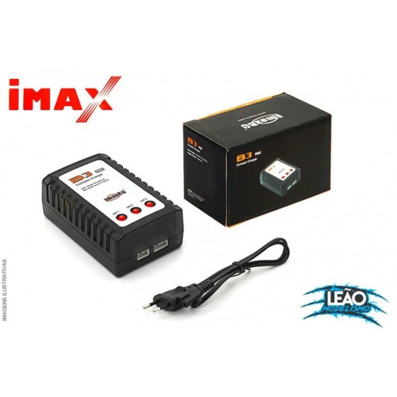 Carregador B3 PRO Compact ImaxRC (Carregador/Balan...