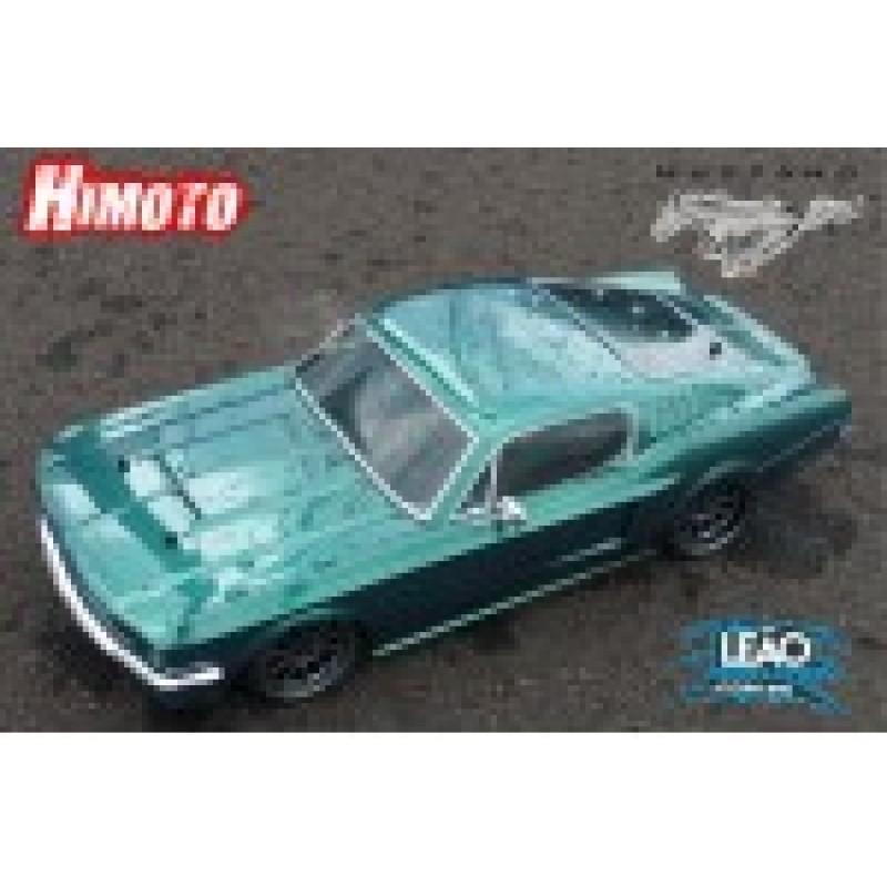Automodelo á Combustão Himoto Ford Mustang Motor SH18