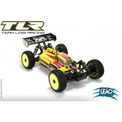 LOS04003 - 1/8 8IGHT-E 4WD Electric Buggy RTR with...