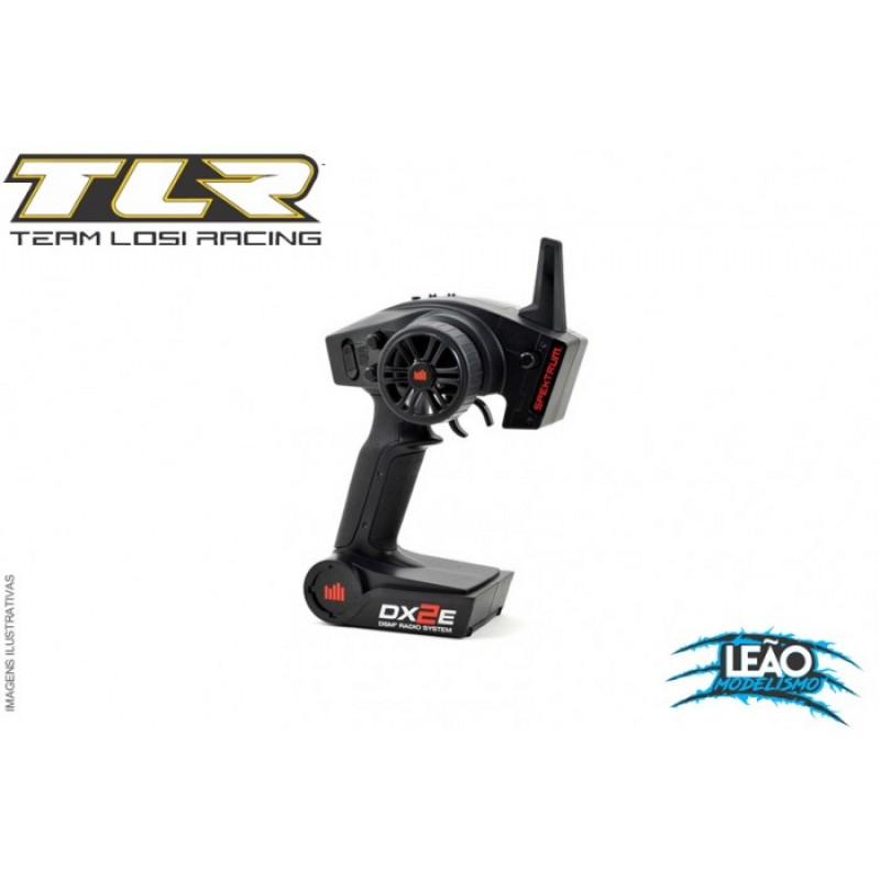 LOS04003 - 1/8 8IGHT-E 4WD Electric Buggy RTR with AVC™ Technology