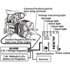 Regulador de tensão B6T 2 em 1