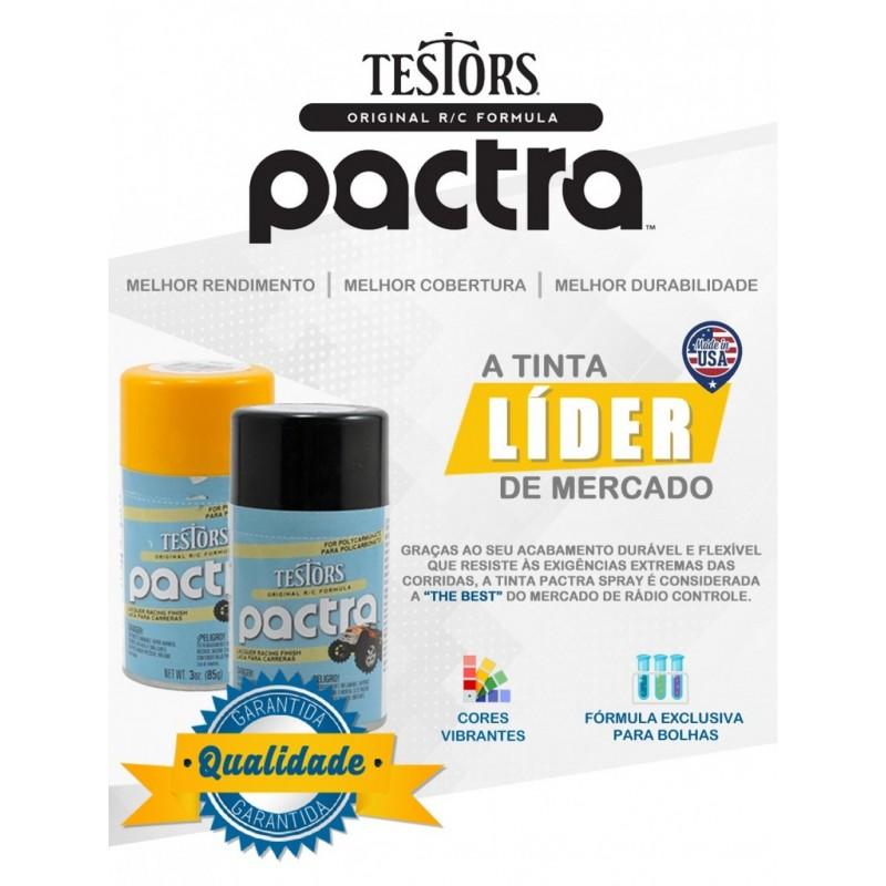 Tinta Pactra Spray Bolha - Roxo