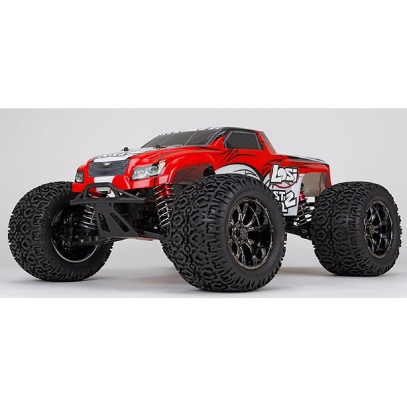 XXL2  - 4WD Monster a Gasolina (Usado)